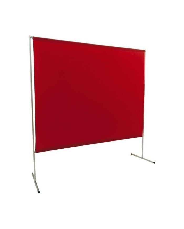 ecran de protection de soudage 2000x2000 orange ce. Black Bedroom Furniture Sets. Home Design Ideas