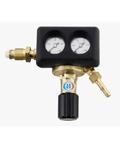 MANO DETENDEUR BLINDE 3S GAZ NATUREL METHANE/ETHYLENE